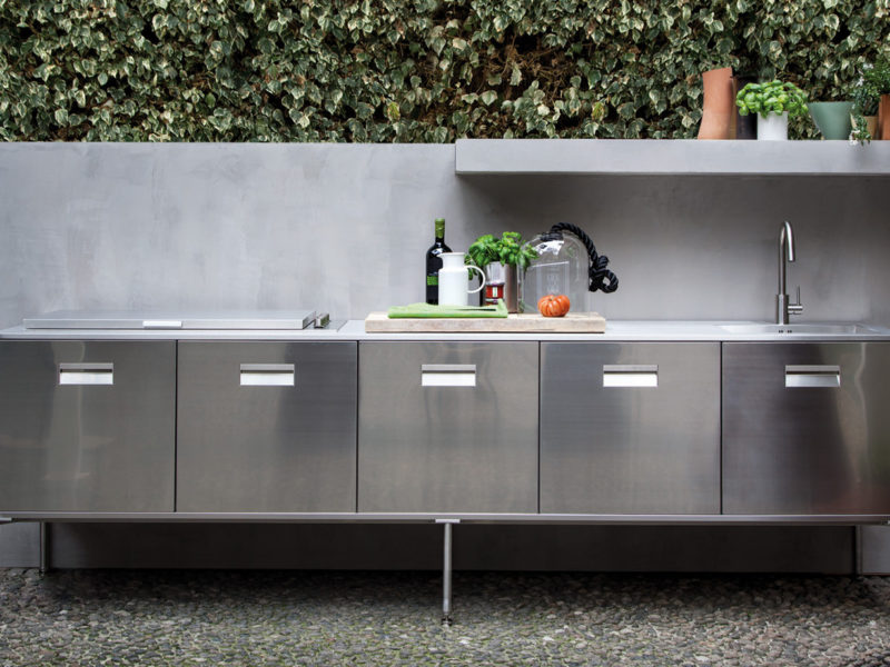 Arclinea Outdoor keuken