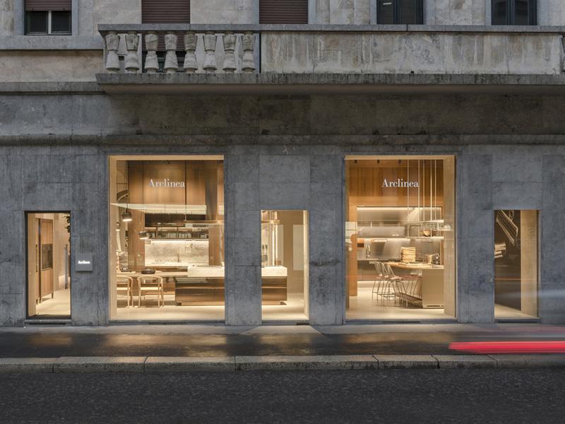 Arclinea Milaan design week