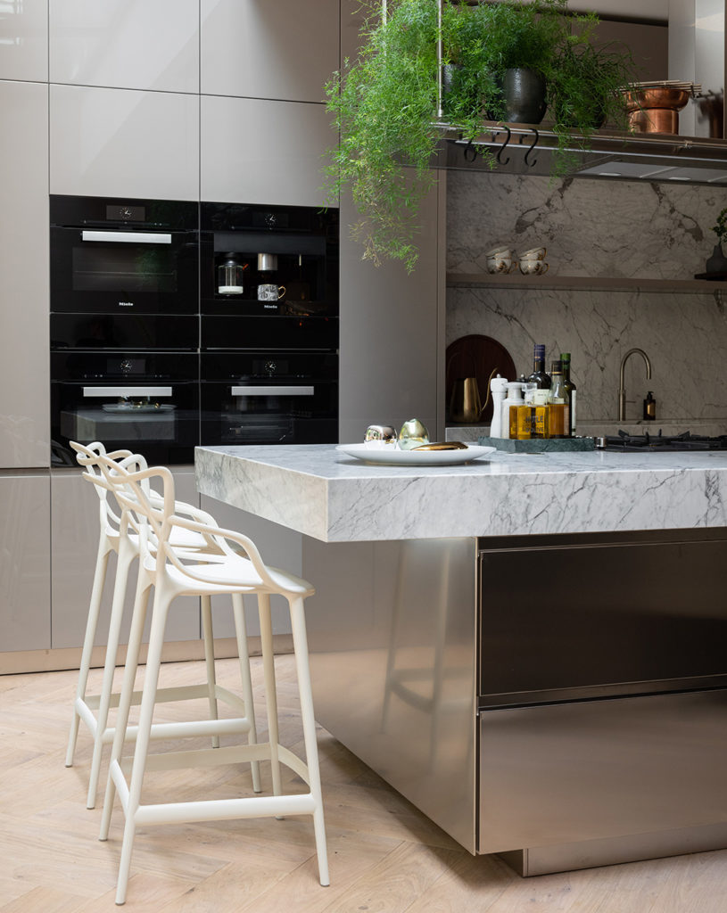 Keuken-Marmer